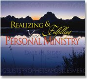 Personal Ministry